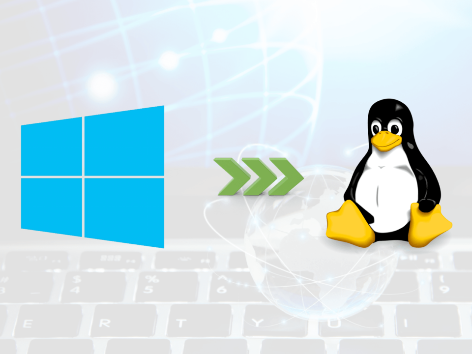 How Did I Migrate From Windows To Linux