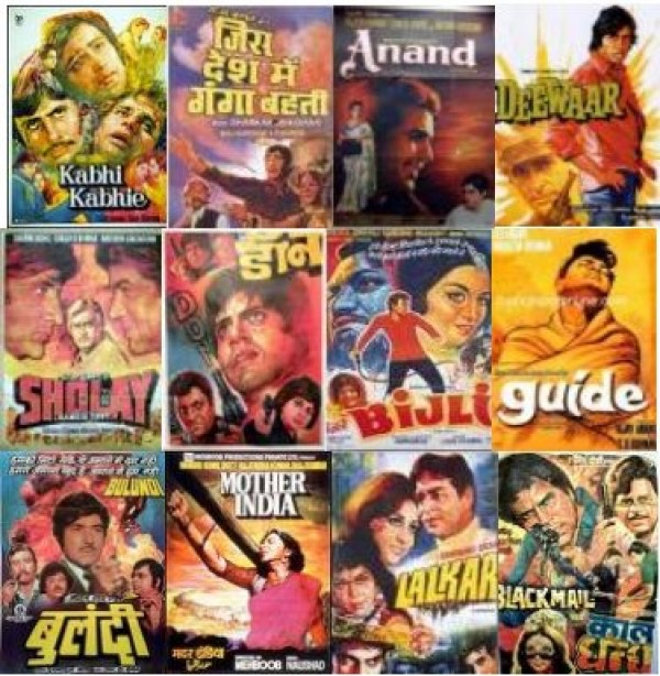 The Bollywood Film Industry before 1990s