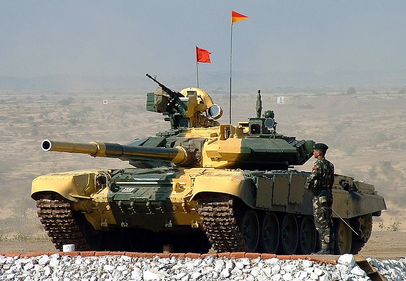 bhishma tank indian army