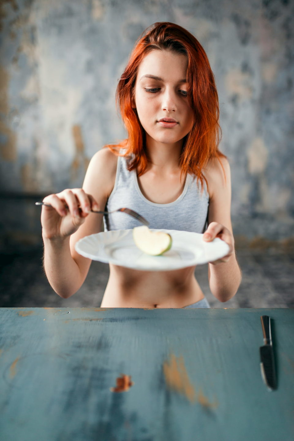 Anorexia problem in female