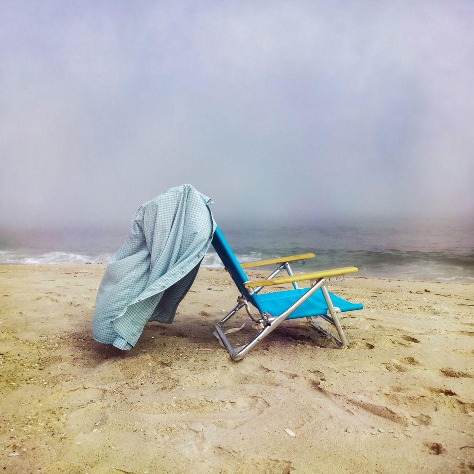 Beach Chair by Daniielle Moir