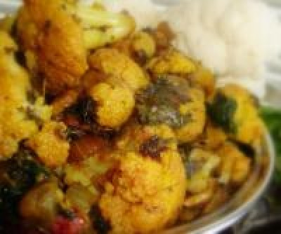 dum gobi recipe