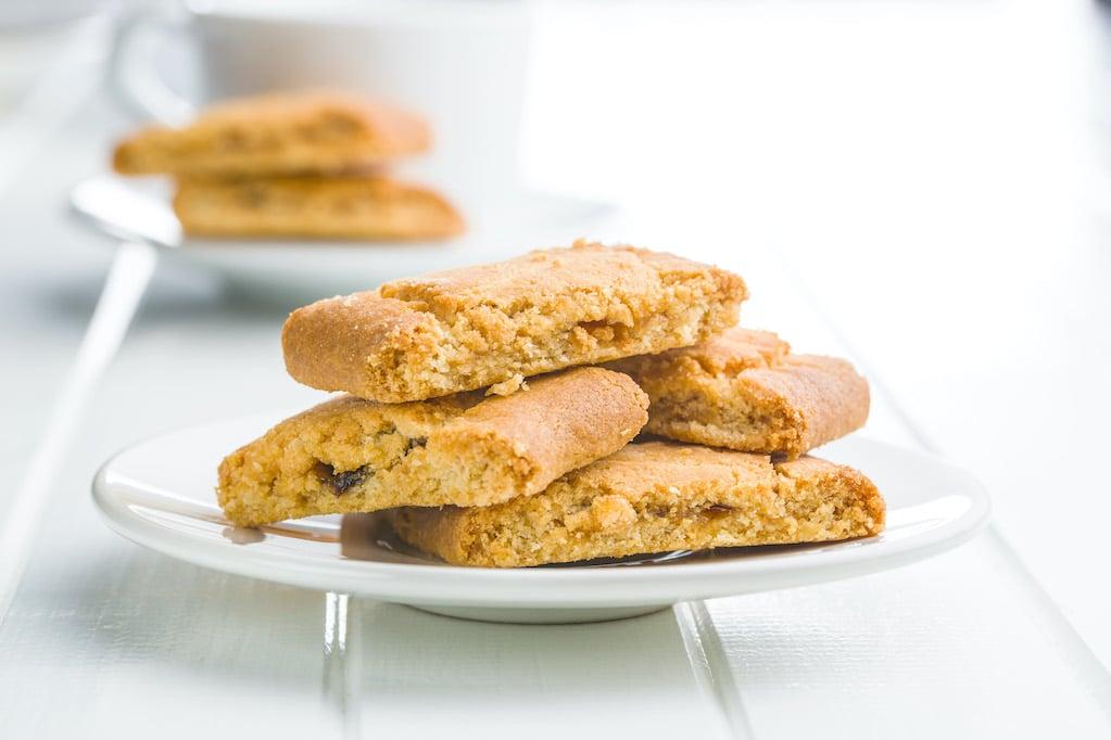 Sugar-free Apple Cookies
