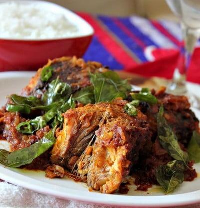 Sindhi Sukhi Machi / Sindhi Dry Masala Fish