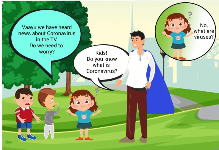 Coronavirus-Cartoon-Awareness-Progame-Image