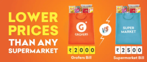 Grofers-Online-Shopping