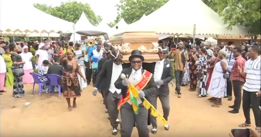 best coffin dance meme