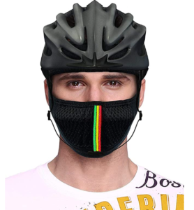 Acceptive Anti-Pollution Full Face Mask for Men