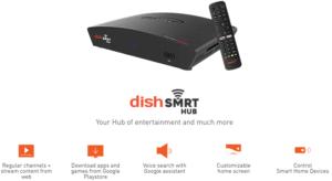 DishSMRT Hub