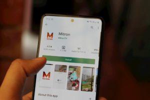 Mitron App Alternative Indian App for TikTok
