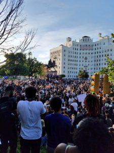 Antifa Protest USA
