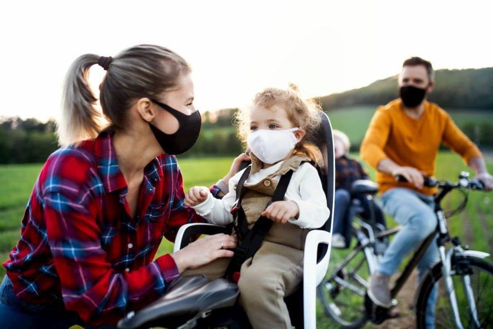 Stylish Cycling Masks