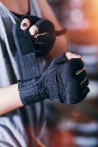 Gym Hand Gloves
