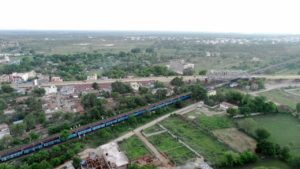 Indian Railways 2.8 km Longest Goods Train