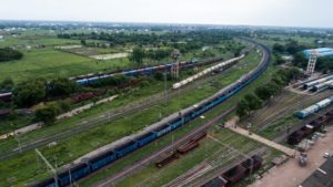 Indian Railways Longest Goods Freight Carrier Train