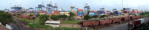 Chennai_container terminal port