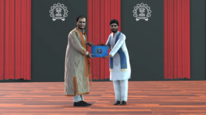 IIT Bombay e-Convocation Virtual Avatar