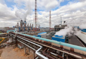 chemical-plant-for-production-of-ammonia-and-nitro