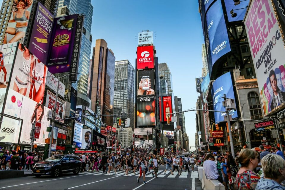 Ayodhya to be Recreated at New York Times Square