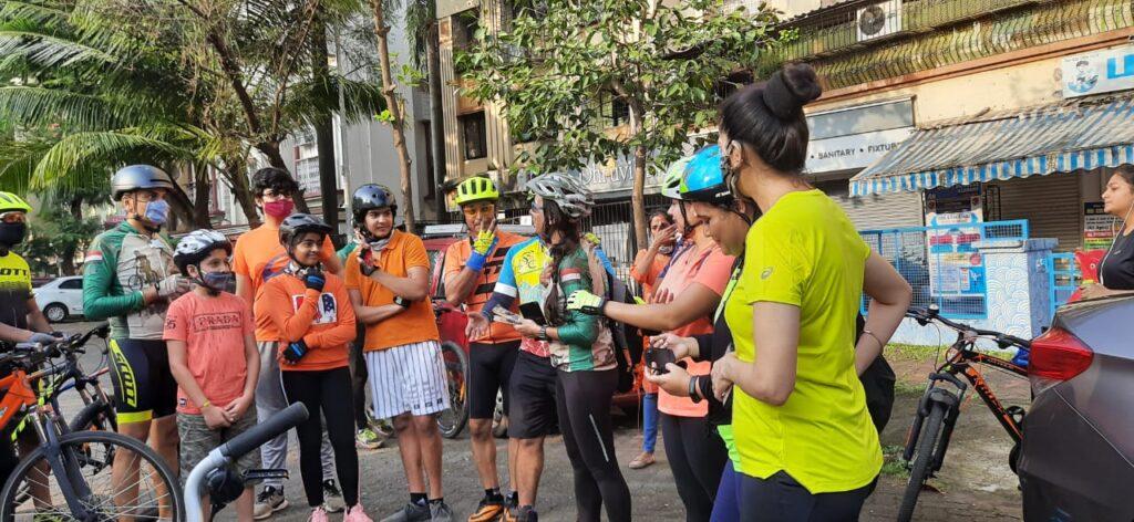 Cycle Chala City Bacha Goodies