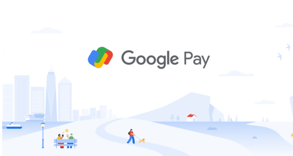 Google Pay Banner