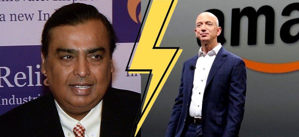 Reliance vs Amazon Legal Battle
