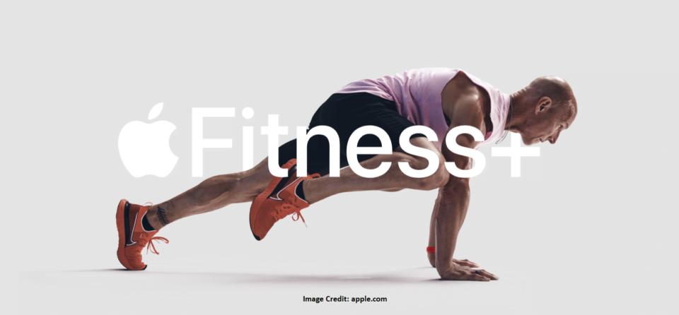 Apple Fitness Plus App