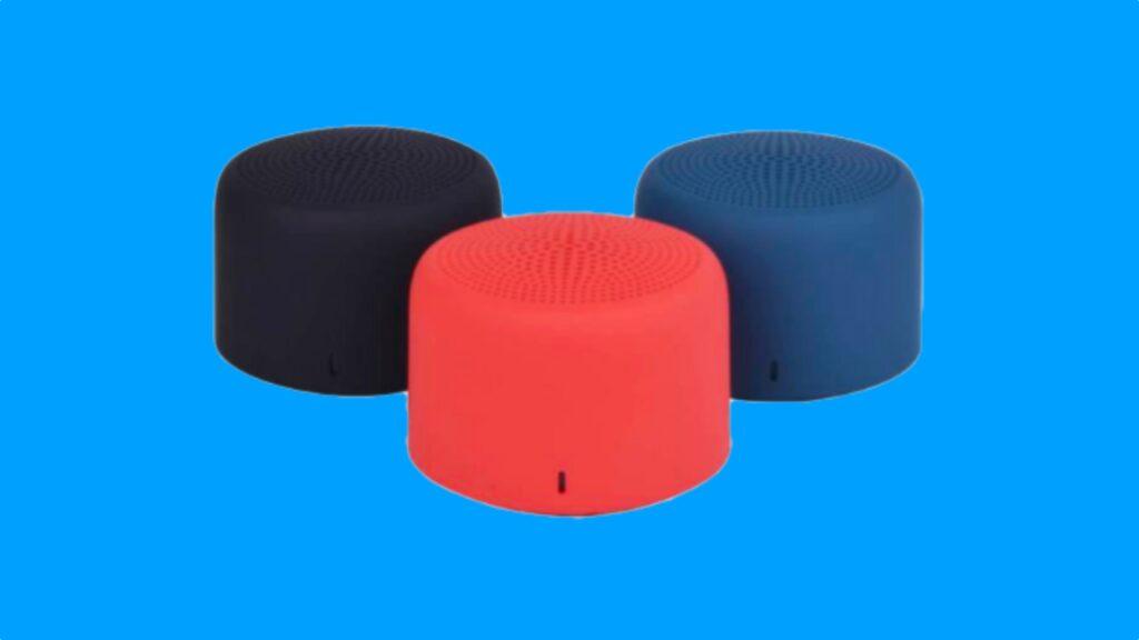 Portronics Pico Bluetooth Speaker
