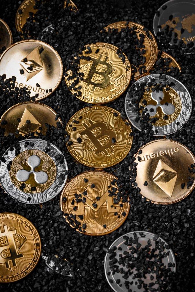 Cryptocurrencies Dark Dimension