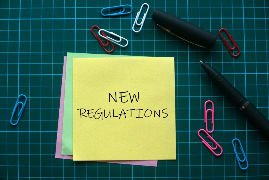 Crpto New Regulations by the Government