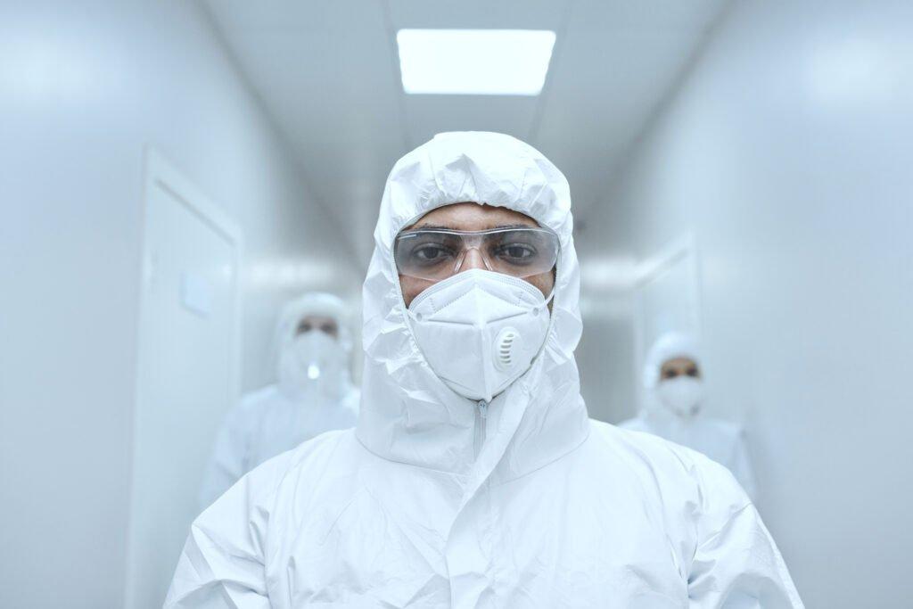 coronavirus pandemic wave