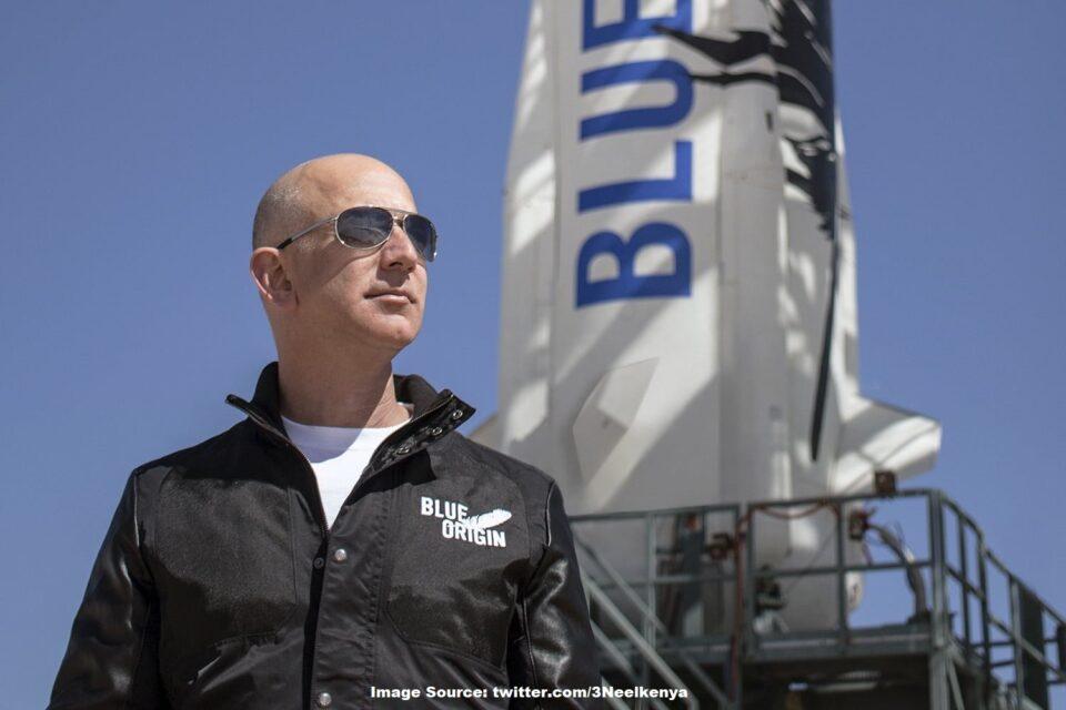 Blue Origin's First Human Spaceflight