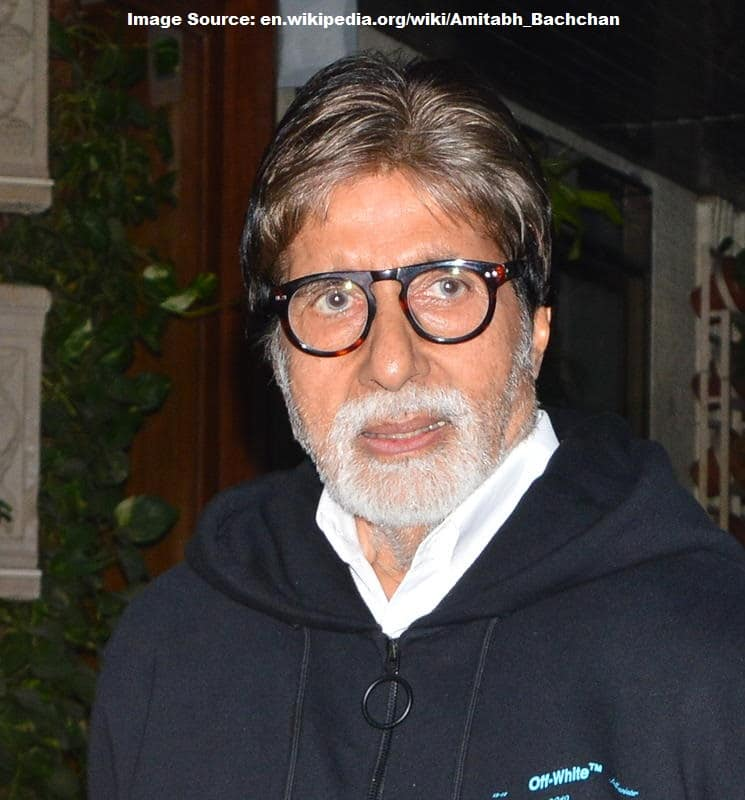 Amitabh Bachchan as Alexas Voice