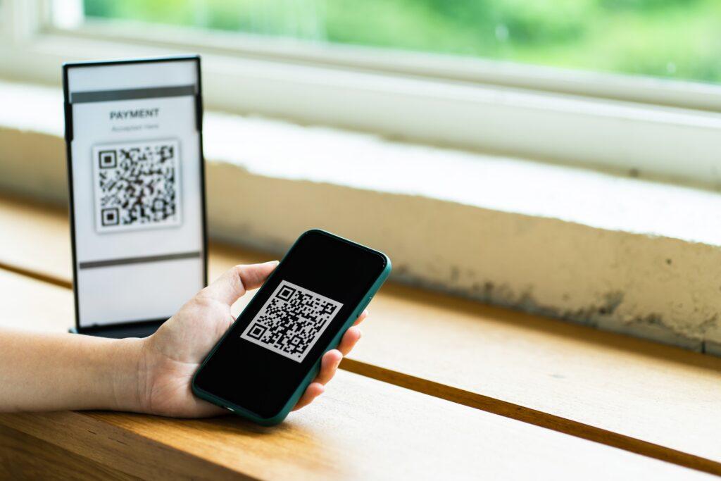 Sharing e-RUPI voucher through QR Code